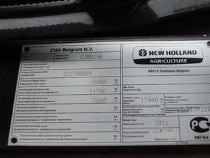 New Holland CX8090
